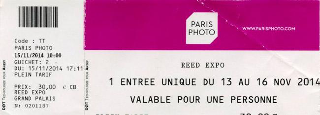 Paris Photo e Mois de la Photo
