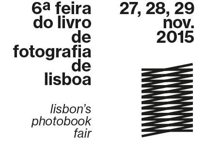 Calçadão na Feira do Livro de Fotografia em Lisboa