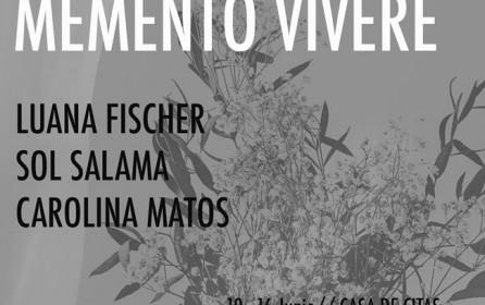 MEMENTO VIVERE – Figuras Masculinas volta a Madri